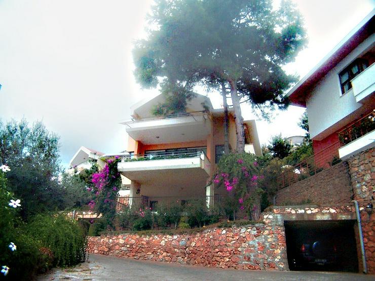 Bild 2: Türkei, Alanya, Bektas, 6 Zi. Luxusvilla, Pool, Garage, Sauna,46