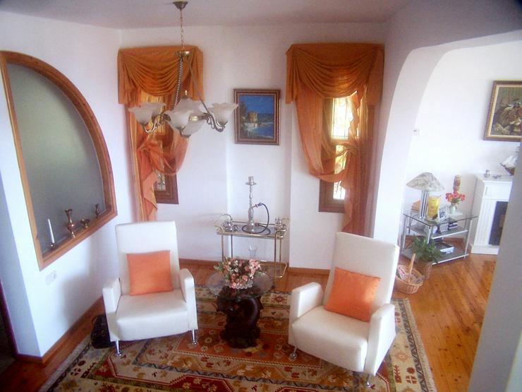 Bild 3: Türkei, Alanya, Bektas, 6 Zi. Luxusvilla, Pool, Garage, Sauna,46