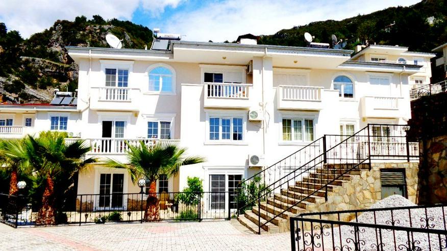 Türkei Alanya, möbl. 7 Zi. Villa. Wie Neu - Super Preis, 049 - Haus kaufen - Bild 1