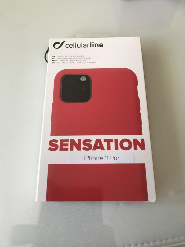 Neues Silikon Case für iPhone 11Pro