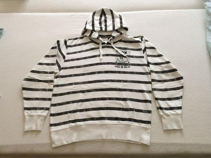 Sweatshirt-Hoody Gr. L (182/188) neuwertig - Größen 182-188 - Bild 1