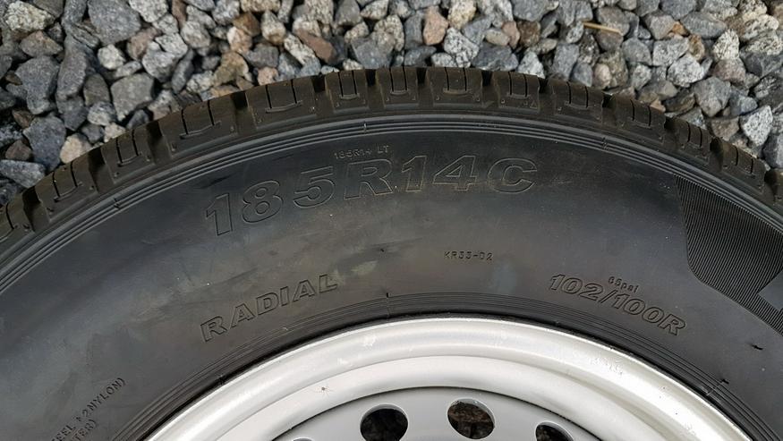 Bild 9: ❌ Sommerräder Felgen VW T3 Joker Westfalia Multivan 185 14