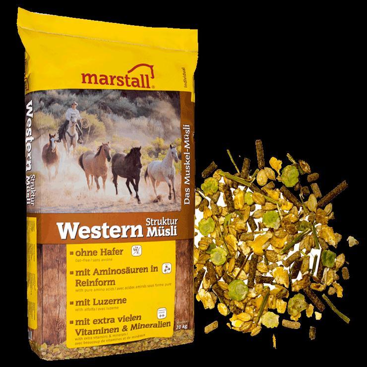 Marstall Western Struktur- Müsli