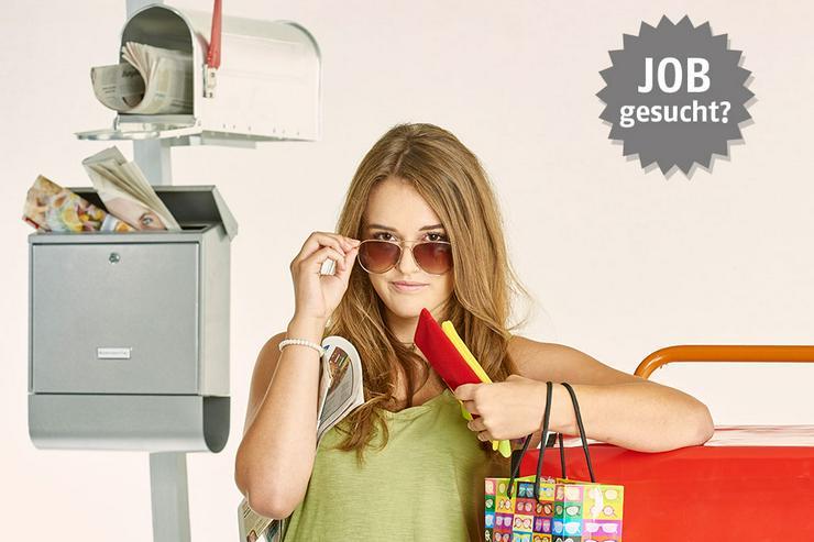 Schülerjob, Nebenjob, Job - Zeitung austragen in der Region Nauen