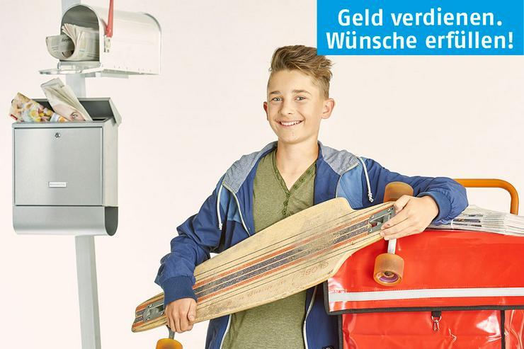 Schülerjob, Minijob in Mittenwalde - Zeitung austragen, Zusteller m/w/d gesucht