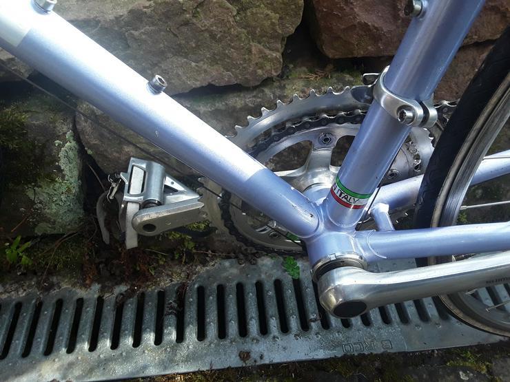 Bild 5: Rennrad - Fahrrad Bianchi 80er Jahre