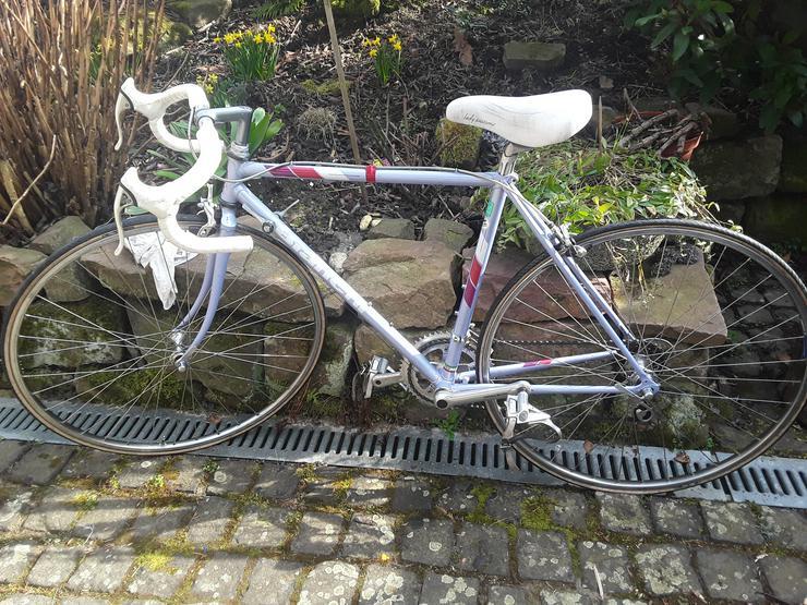 Rennrad - Fahrrad Bianchi 80er Jahre - Rennräder & Triathlonräder - Bild 1