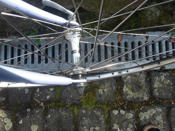 Bild 6: Rennrad - Fahrrad Bianchi 80er Jahre