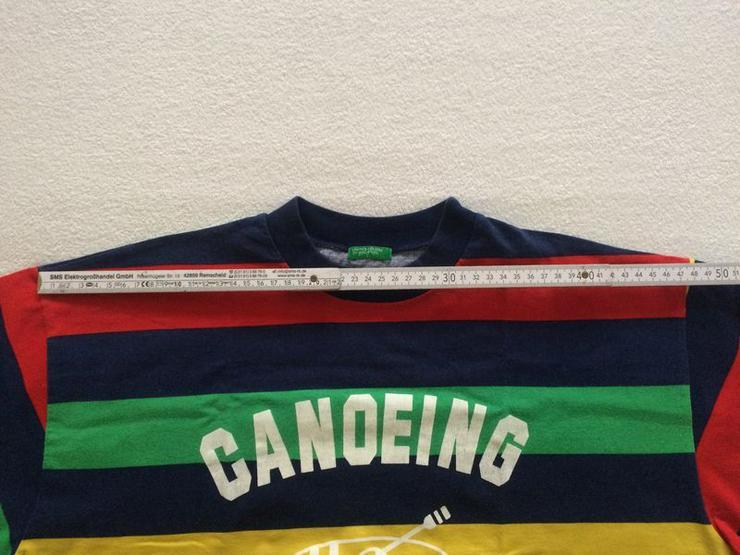 Bild 3: Benetton T-Shirt ital. Gr. XL (146/152), neuwertig