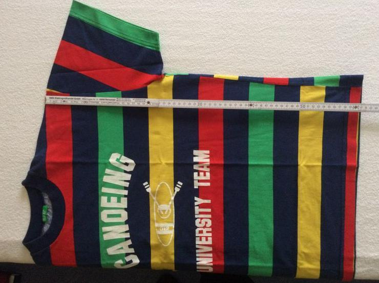 Bild 5: Benetton T-Shirt ital. Gr. XL (146/152), neuwertig