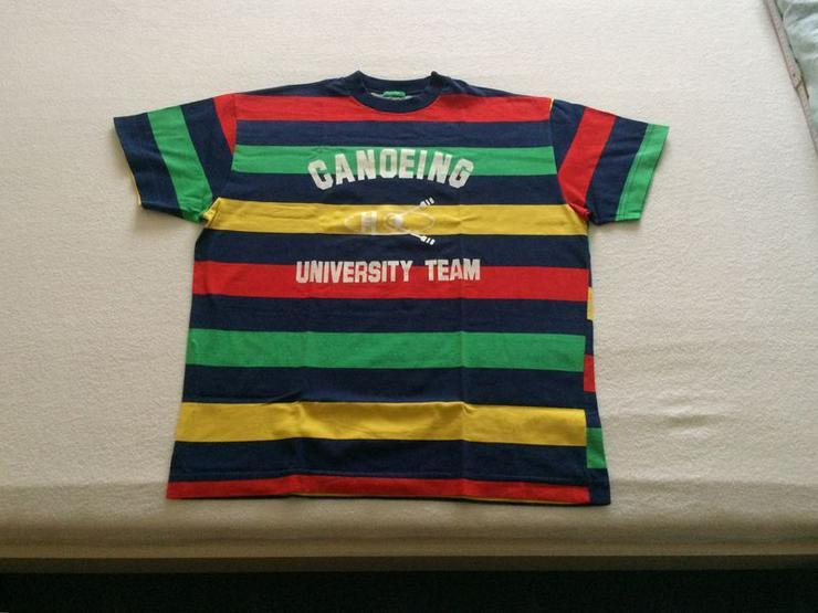 Benetton T-Shirt ital. Gr. XL (146/152), neuwertig - Größen 146-158 - Bild 1