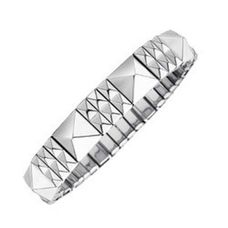 Flexiarmband Silber