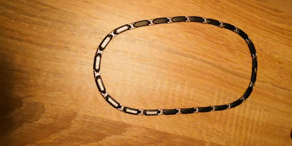 Collier Bicolor - Halsketten & Colliers - Bild 1