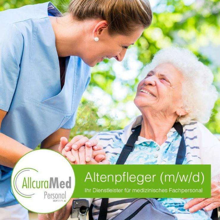 Altenpfleger (m/w/d) gesucht