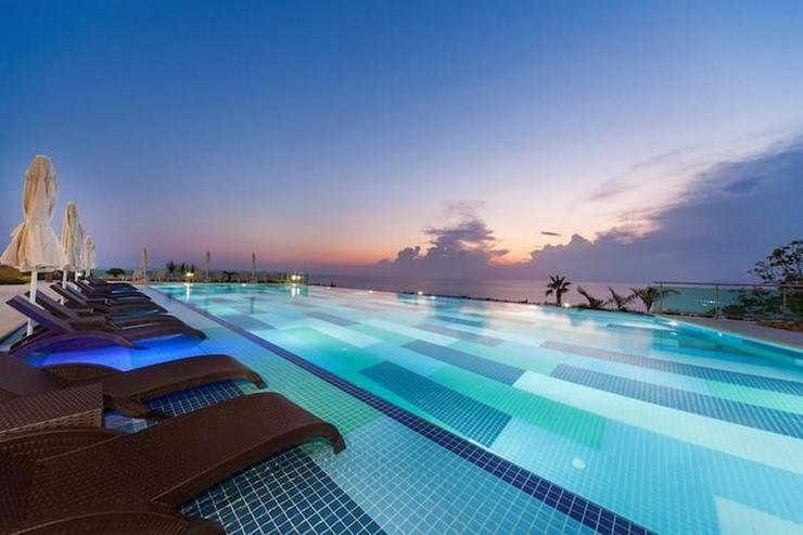 Türkei, Alanya. Möbl. 2 Zi. Wohn. Luxus, 50 m zum Strand, 452-2