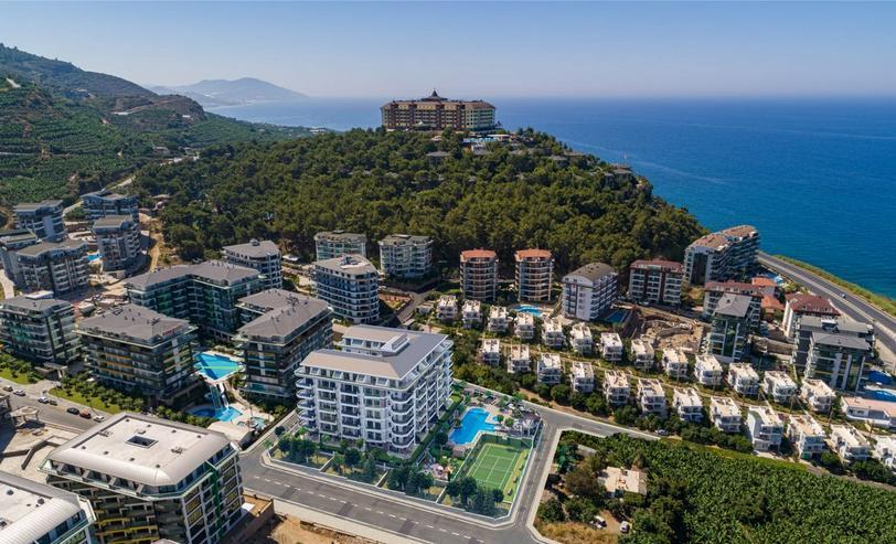 Türkei, Alanya. Luxus Residenz. Anfangs Preise. 2 Zi. 451-2