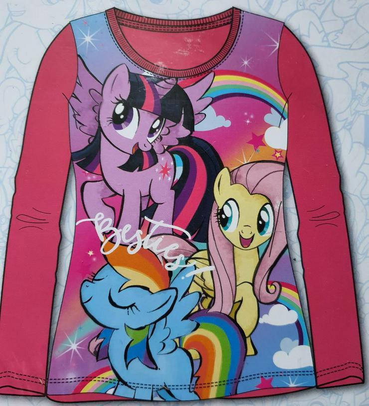 My little Pony Langarmshirt Mädchen 98/104 NEU Rosa Mädchenshirt
