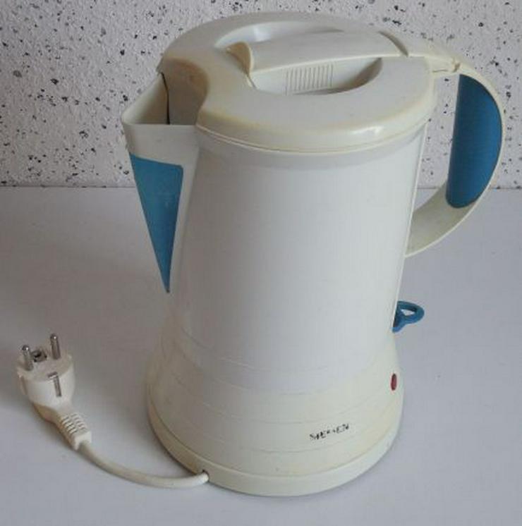 Siemens Wasser-Schnellkocher