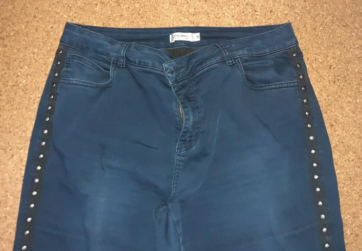 Damen-Jeanshose, dunkelblau, Gr. 46   von Million X  (Steger Fashion GmbH)