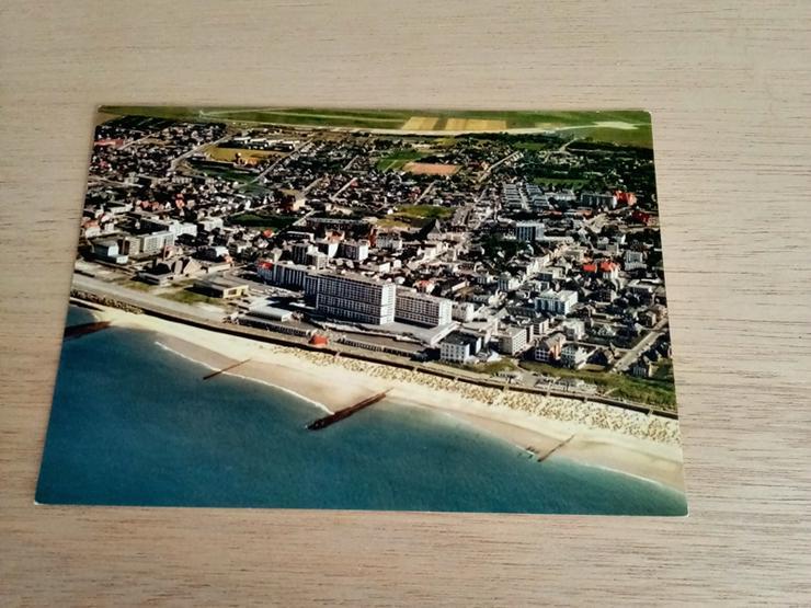 Postkarte 286-434.Westerland auf Sylt.