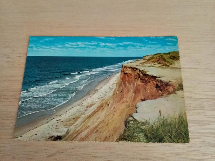 Postkarte 286-436. Insel Sylt.