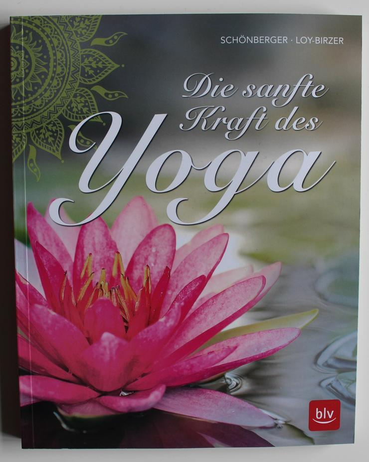 Die sanfte Kraft des Yoga Übungsbuch Buch Übungen