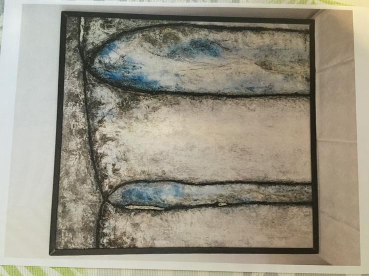 Acryl handgemaltes Bild, Entschleunigung, Bild Nr 4