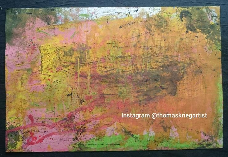 """""""#17"""" Art Arte Kunst Thomas Krieg"""