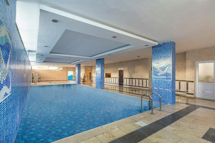 Türkei, Alanya. 4 Zi. Duplex Wohnung in Luxus Residenz. 495