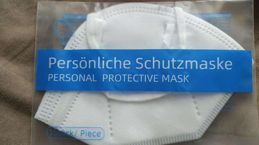 FFP2 Apotheken Masken zum Selbstkostenpreis abzugeben
