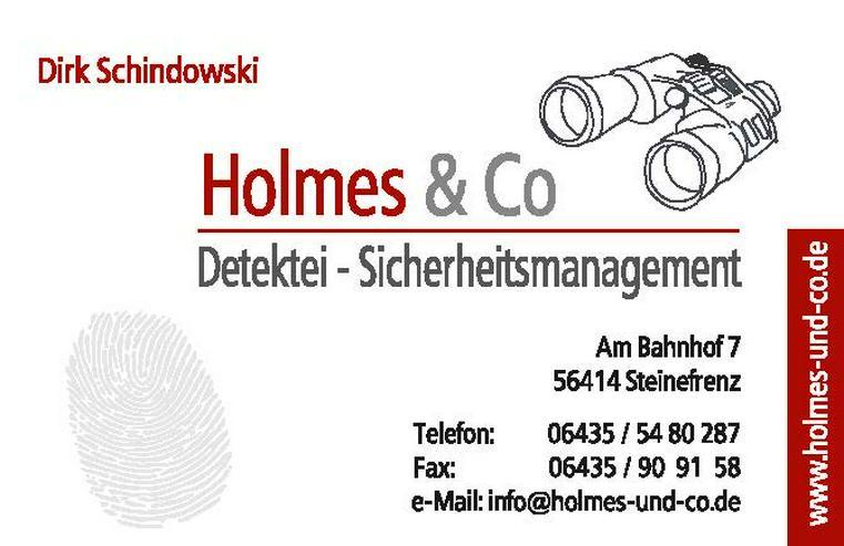 Detektei-Ermittlungsbüro-IT-Forensik Holmes-und-co