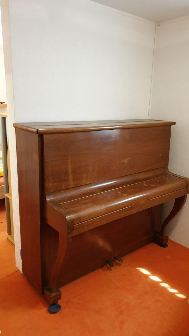 Hochwertiges Theodor Steinweg Braunschweig Klavier zu verkaufen