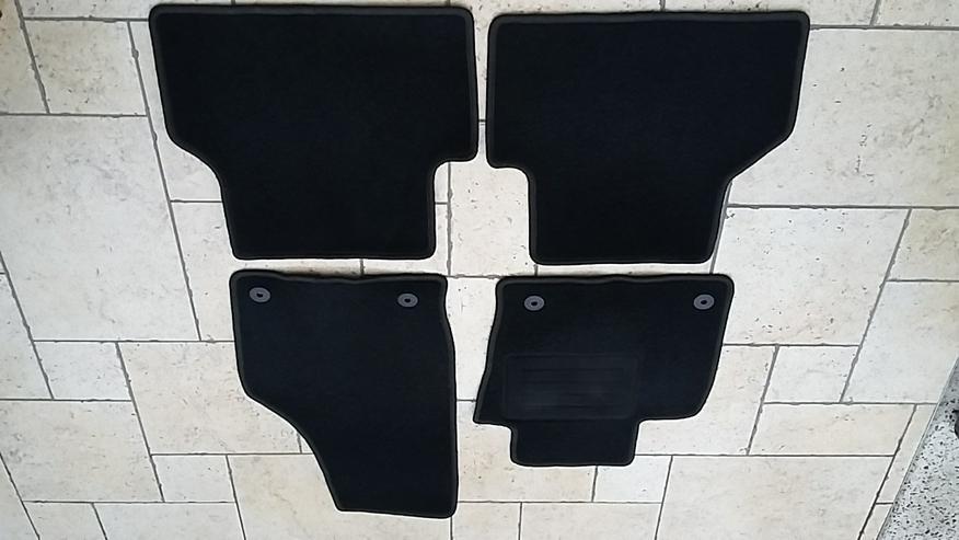 Bild 5: AUDI Q3-Fußmatten für Bj.2011-2018
