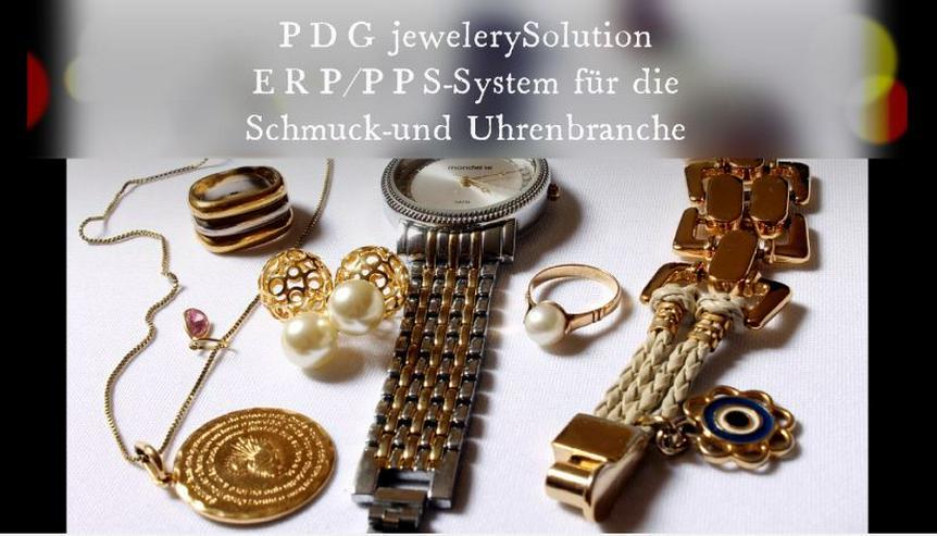 ERP/PPS Software für die Schmuck-und Uhrenbranche