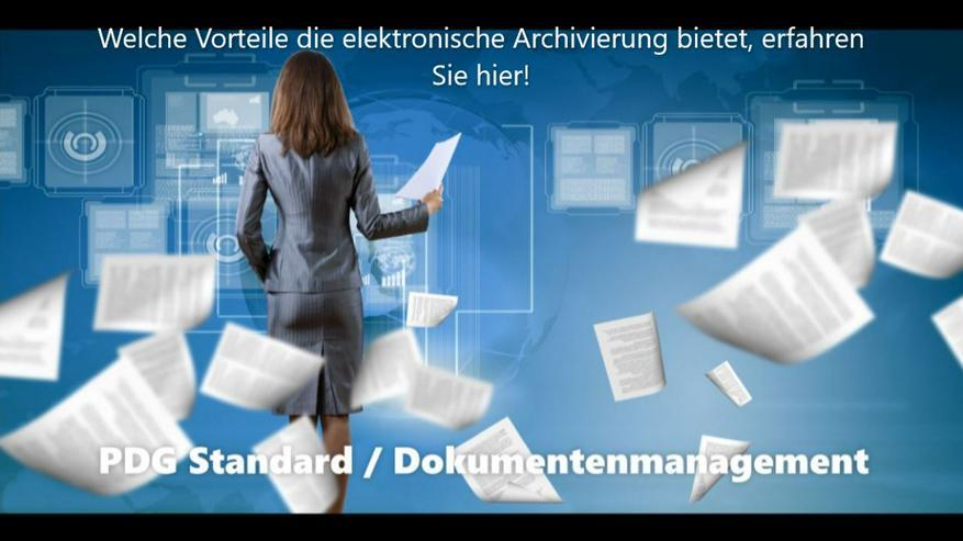 Dokumentenmanagement und Archivierung