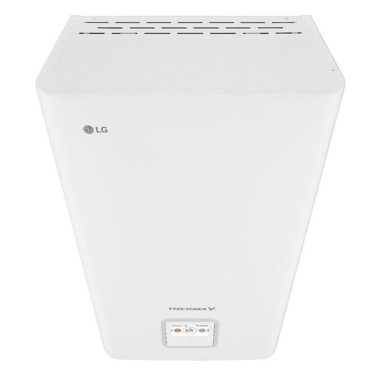Bild 5: 1A LG Therma V Set Split Luft-Wasser-Wärmepumpe R32, 9 kW