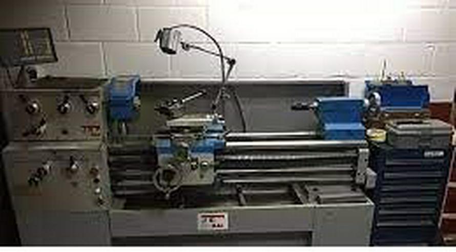 Dreh-,Fräsarbeiten auf Konventionellen und CNC