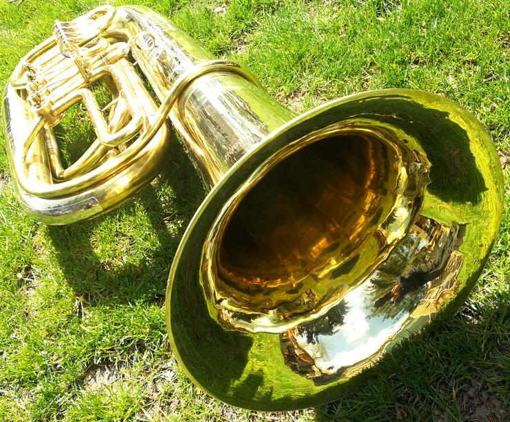 B - Tuba Weltklang 3101 von B&S Markneukirchen