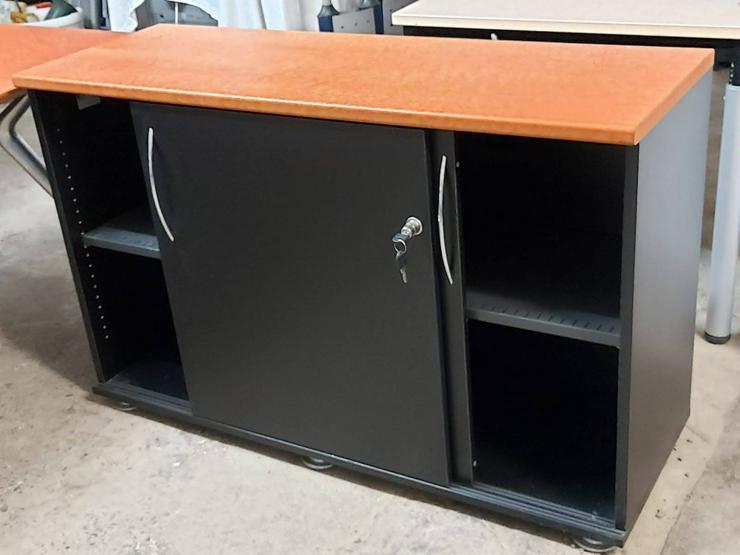 ‼️BÜROAUFLÖSUNG‼️Besprechungstisch/ Konferenztisch mit Sideboard‼️