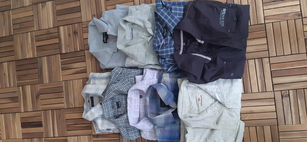 Herrenhemden XL, 23 Stück