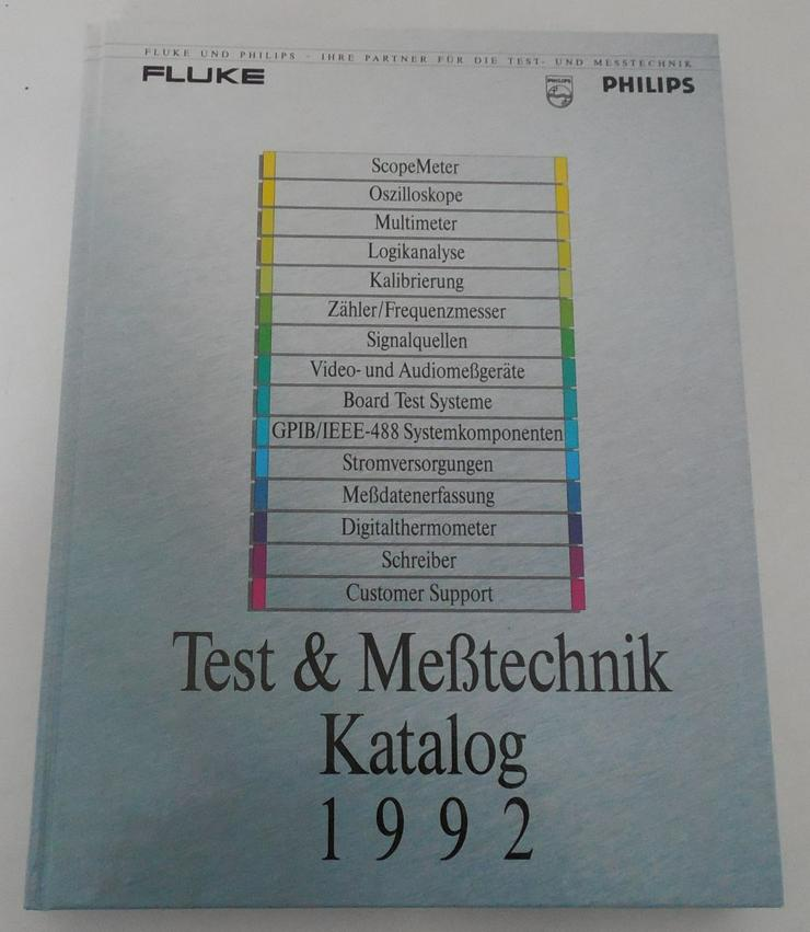 Fluke Katalog 1992