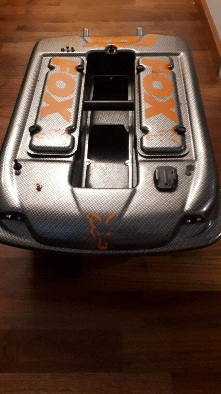 Carp Madness Jet Futterboot Toslon TF640