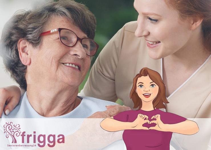Liebevolle Seniorenbetreuung 24 h - Pflegekräfte aus Polen
