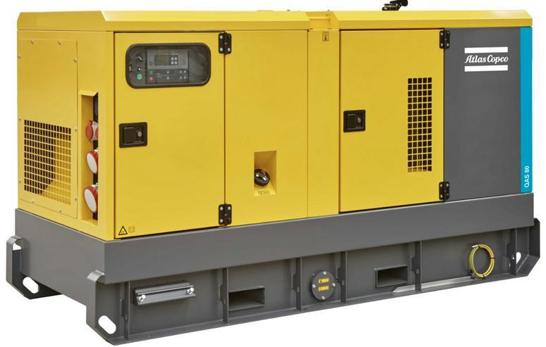 Stromerzeuger | Stromaggregat bis 100kVA bei uns mieten