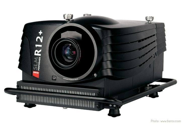 Barco SLM R12+ Projektor/ Beamer mieten