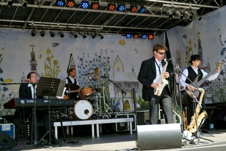 Live-Jazz für Ihre Veranstaltung