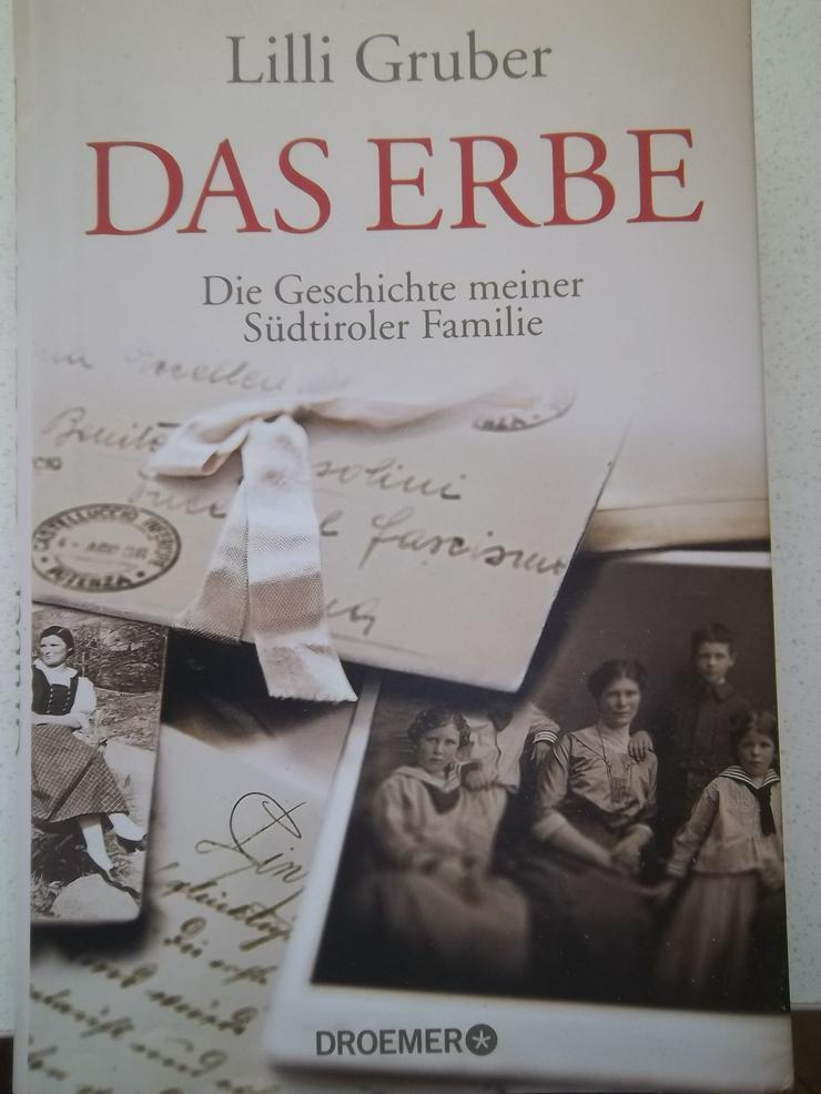 """""""Die Geschichte meiner Südtiroler Familie"""" von Lilli Gruber"""
