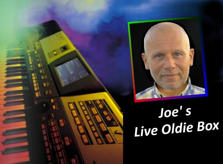 Oldie - Box  Joe's Live Keboard-Sounds