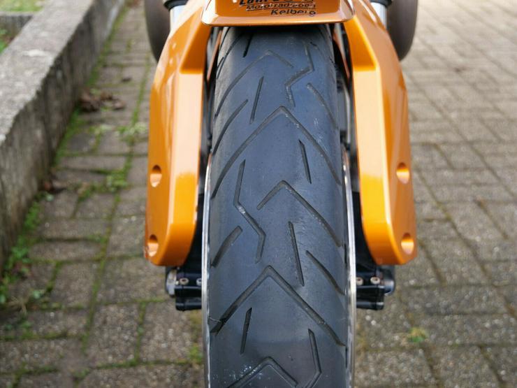 Bild 2: Moto Guzzi Stelvio 1200 8V