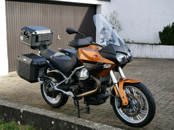 Moto Guzzi Stelvio 1200 8V - Moto-Guzzi - Bild 1